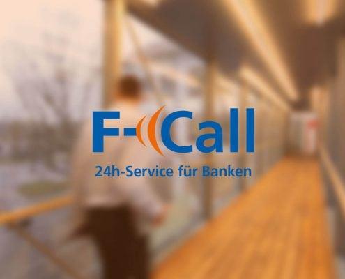 F-Call Unternehmenswebseite